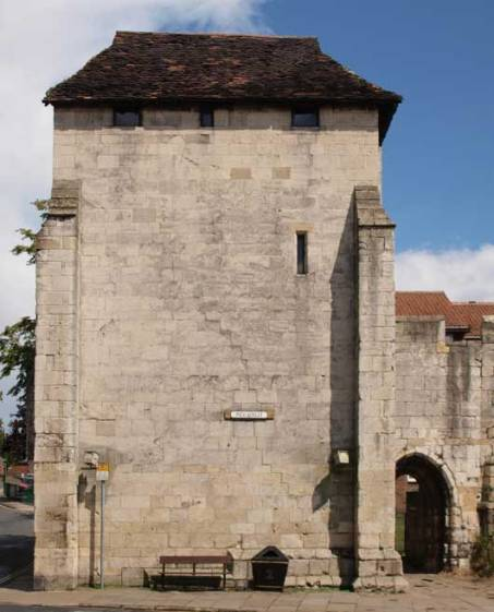 fishergate-postern-tower