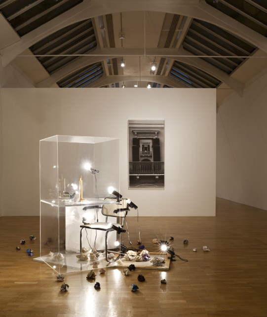 10. Whitechapel Gallery. Giulio Paolini. Installation view, gallery 8. a...
