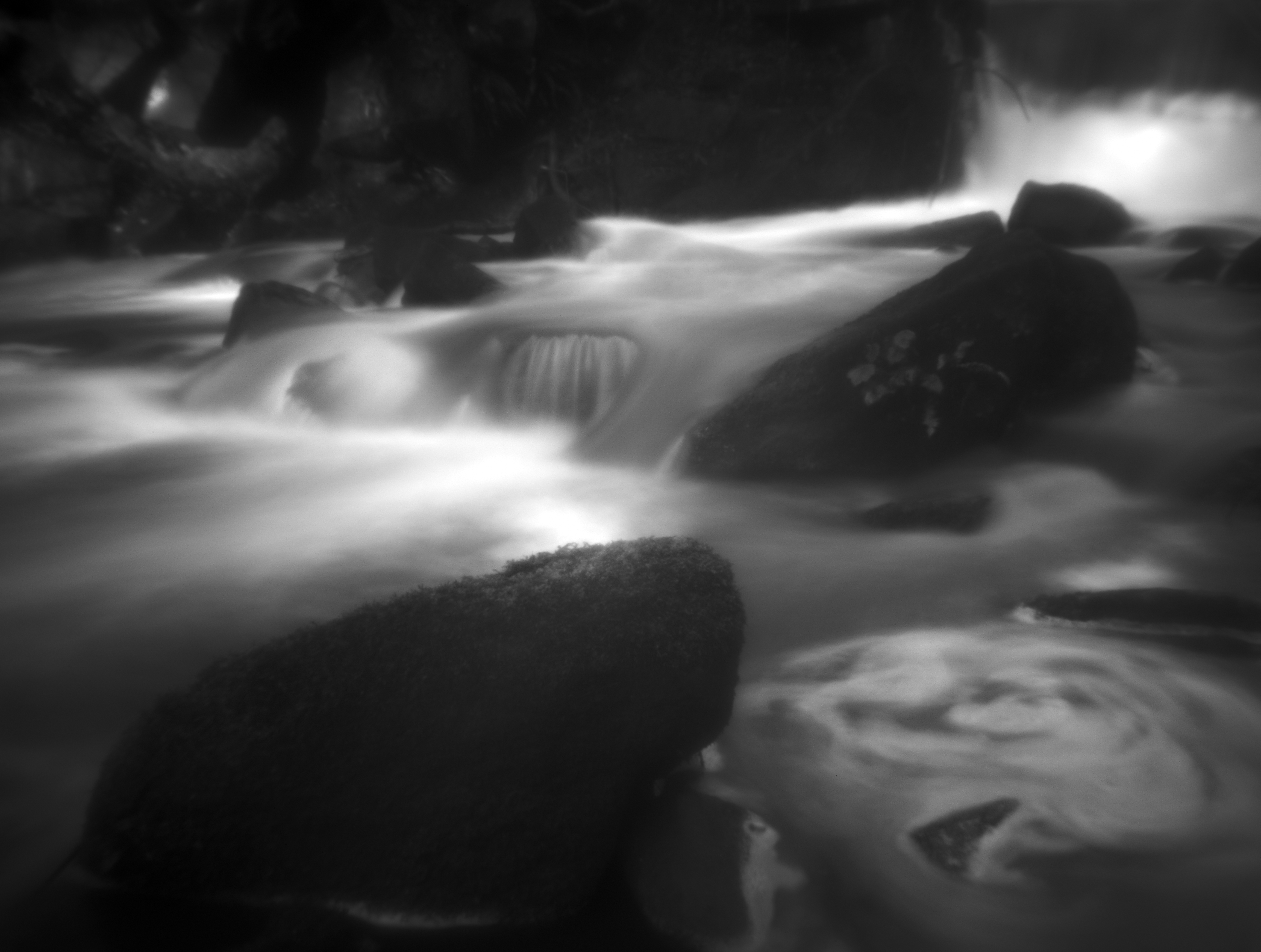I Only See What The Camera Sees Digital Pinhole Photography Of Chris Ireland