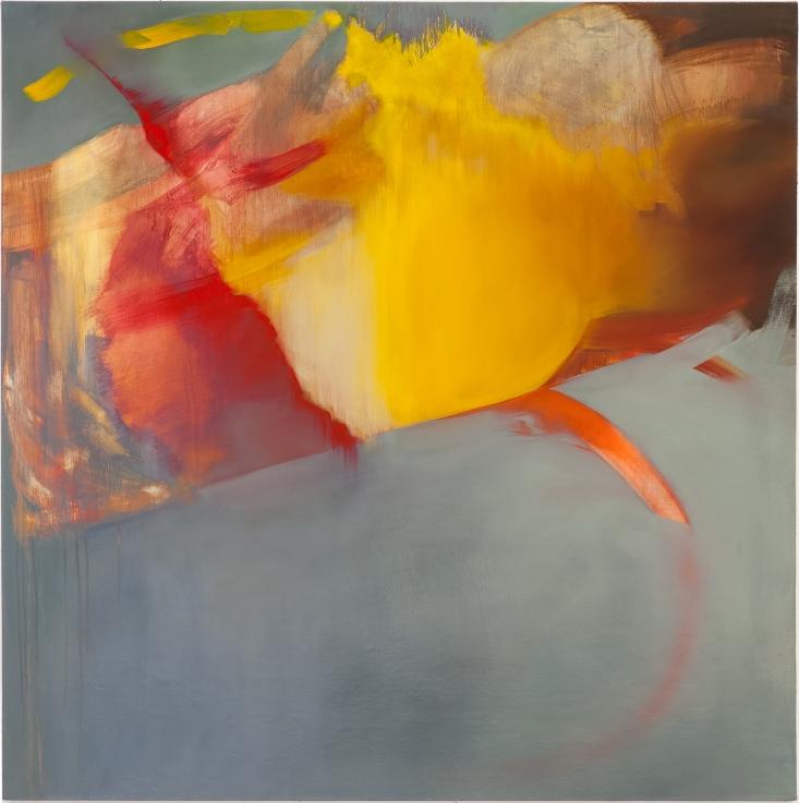 Karolina Zglobicka, 'Symptoms', oil on canvas, 2014.