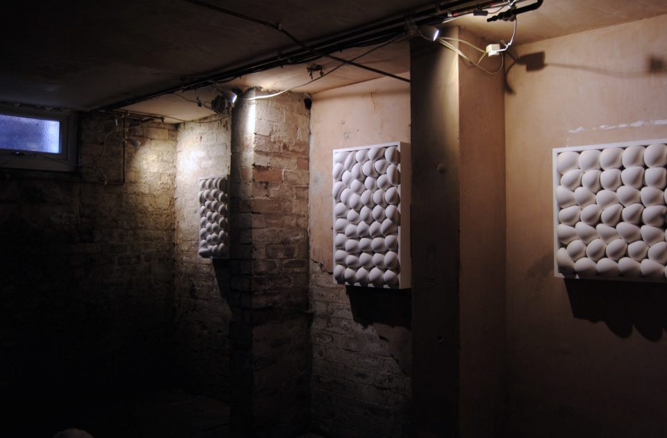 Dominic Hopkinson, A Harmony of Spheres (photo credit: Basement Arts Project)